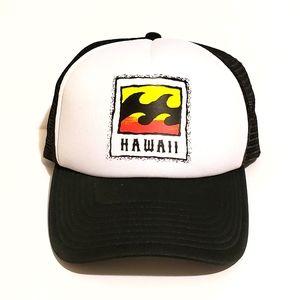 Billabong Hawaii Trucker Hat Snapback